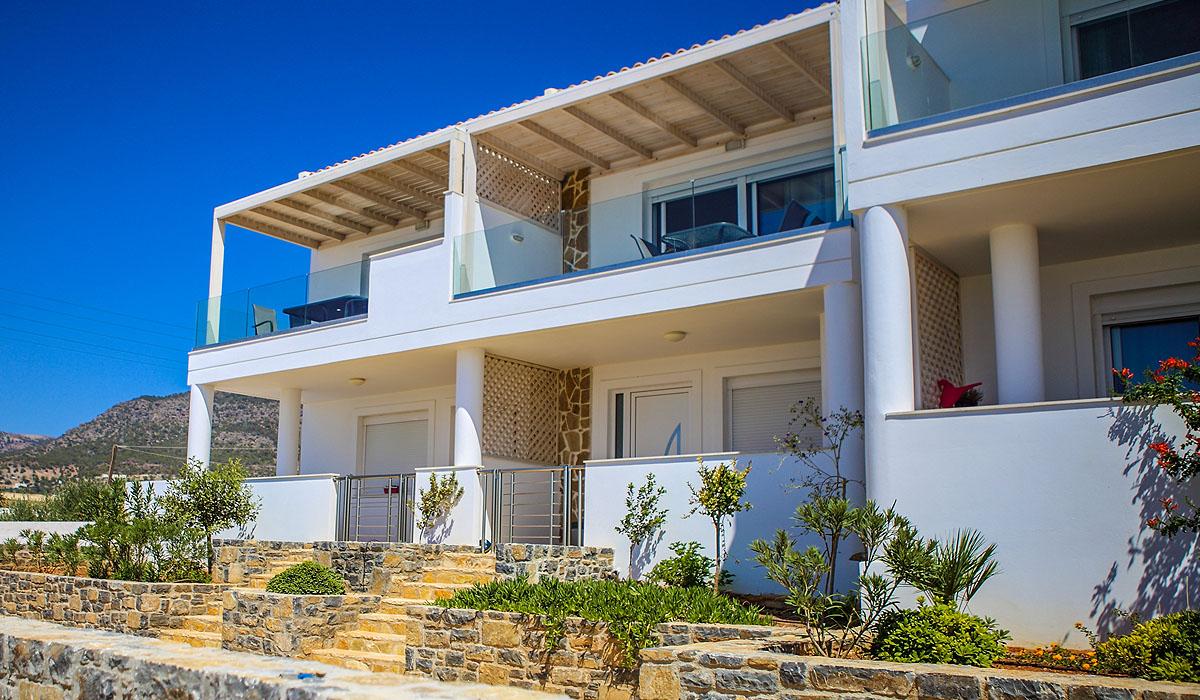 villa maria crete exterior