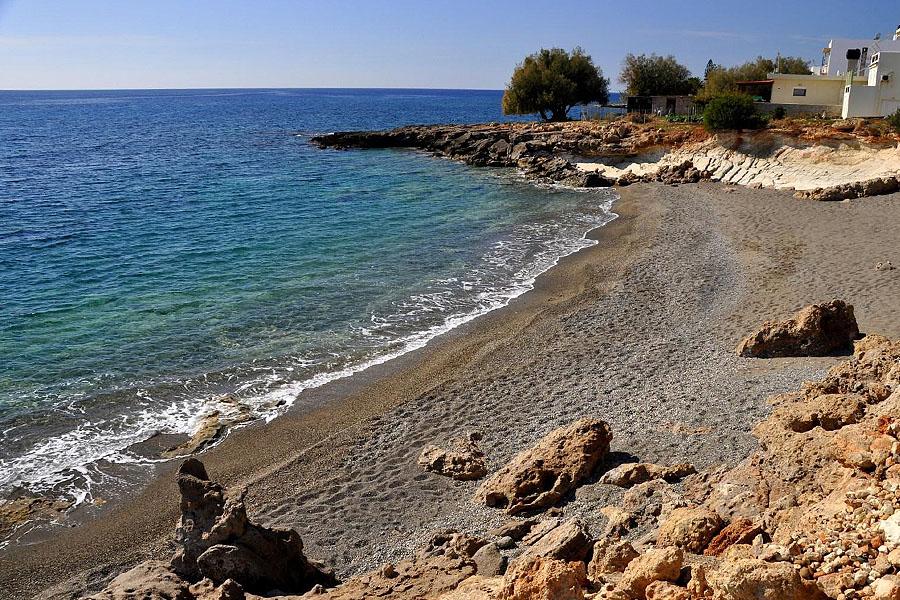 koutsouras beach crete