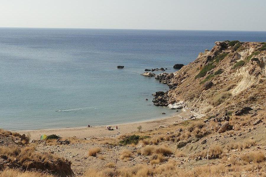 lagada beach crete