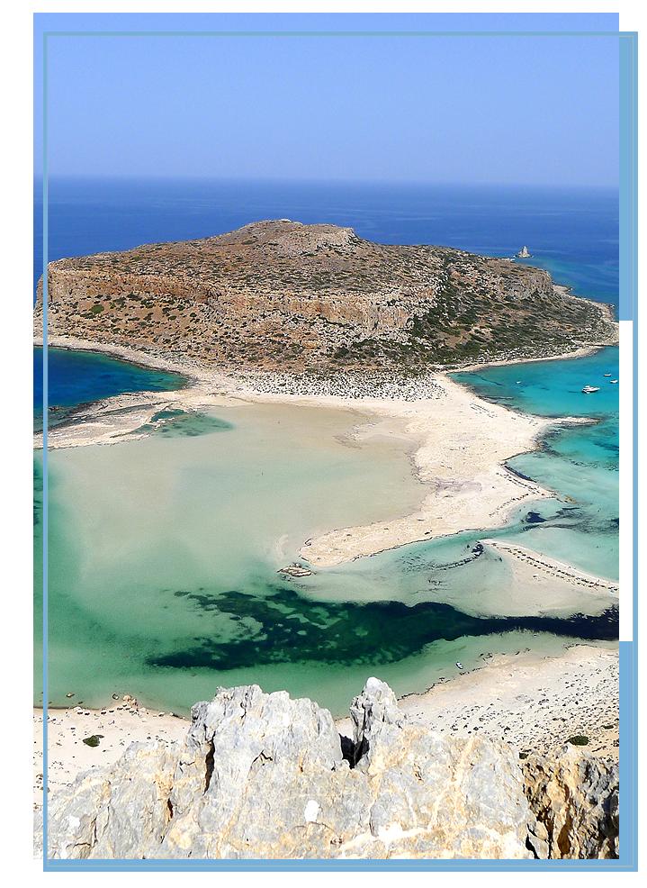 villa maria crete balos