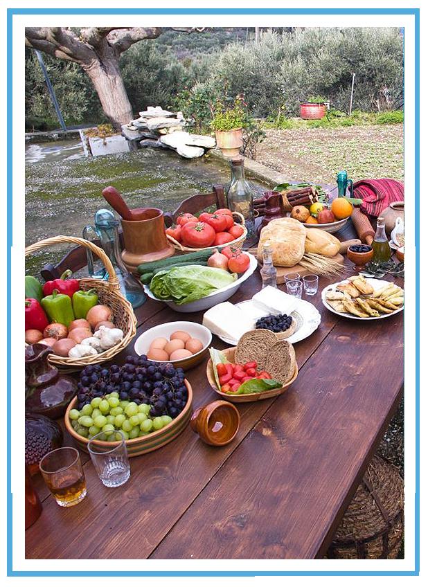 villamariacrete cretan cuisine